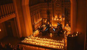 Candlelight : Ces magnifiques concerts de musique classique éclairés à la bougie arrivent à l'Église St-Jean-Baptiste!