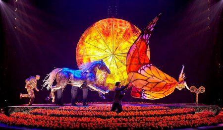 Coronavirus : en faillite, le Cirque du Soleil mis en vente aux enchères !